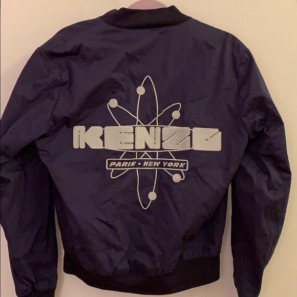 a380ab5d176 Kenzo men's space bomber jacket